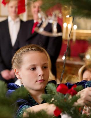 Se de ferske julebildene av kongefamilien