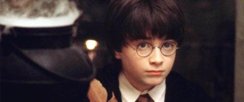 N� kommer historien om Harry Potters nitriste barndom