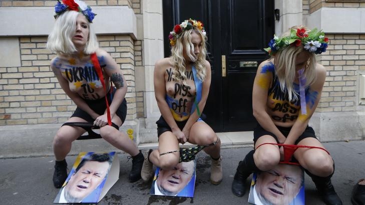 bilder av ukrainske damer Lommedalen