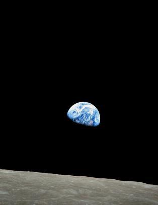 NASA gjenskaper det ikoniske �Earthrise�-�yeblikket i ny video