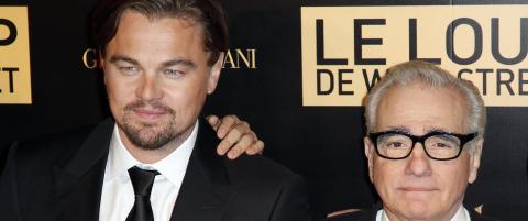 Scorsese og DiCaprio sjikanert etter Oscar-visning