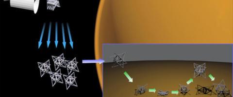 Disse �superballene� kan ende opp i verdensrommet