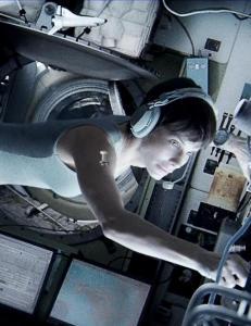 �Gravity� er den mest overvurderte amerikanske filmen i 2013