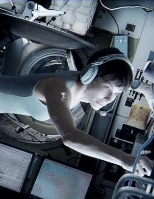 «Gravity» er den mest overvurderte amerikanske filmen i 2013
