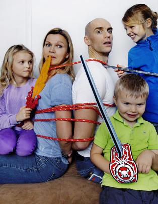 - En del foreldre mangler fullstendig selvinnsikt n�r det kommer til egne barn