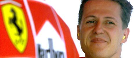 Ikke lenger kritisk for Schumacher