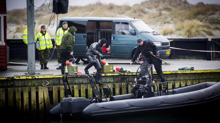 Aalb�k: Her i Aalb�k havn ble en nordmann i fjor skutt og drept av dansk politi. To andre nordmenn ble p�grepet. De fors�kte � smugle 250 kg hasj i en b�t ut fra denne sm�b�thavnen. Foto: John T. Pedersen / Dagbladet.