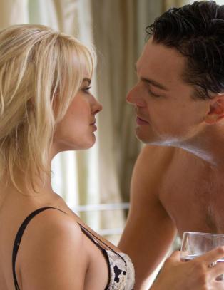 Da hun gjorde dette mot DiCaprio, ble det musestille p� settet