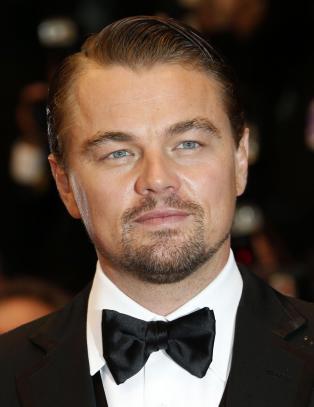 Leonardo DiCaprio n�r ved � bli drept av gigantisk hvithai