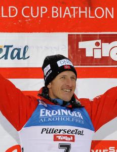 Lars Berger fikk plass i OL-troppen
