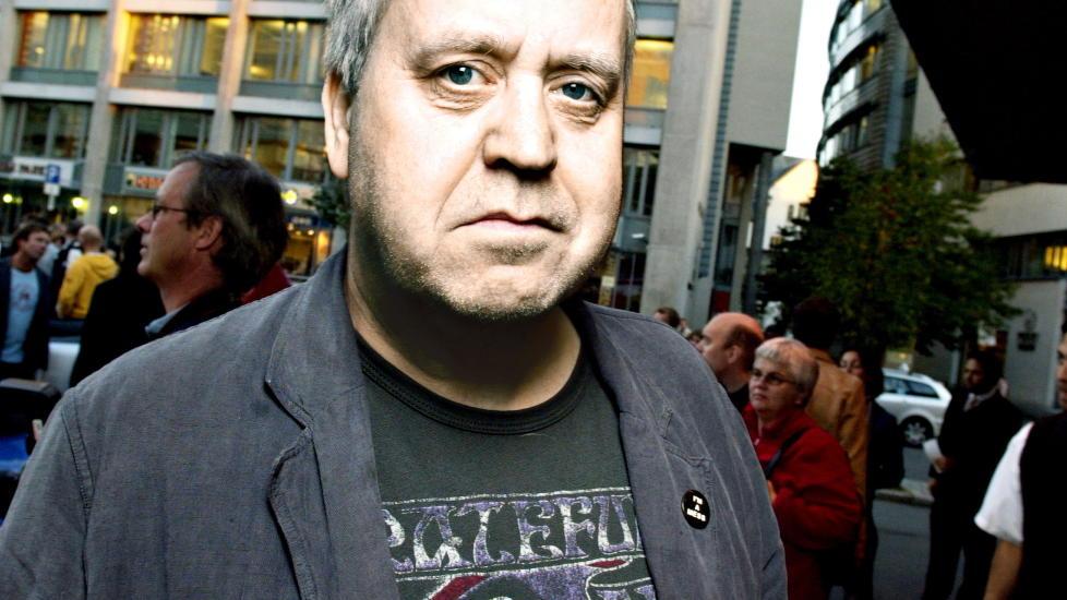 HAR G�TT BORT: Musikkjournalist og TV-profil Tor Milde. Milde ble 61 �r. Foto: Lars Myhren Holand / Dagbladet