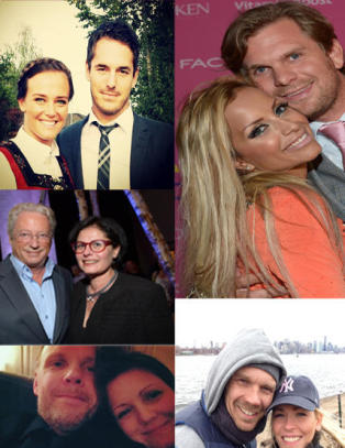 Slik skal kjendisene pleie romantikken i 2014