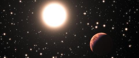 Nyoppdaget planet g�r i bane rundt ei sol som er lik v�r