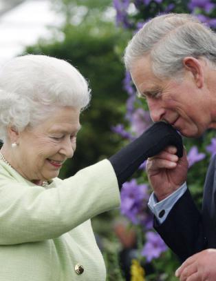 Prins Charles forberedes til å overta den britiske tronen