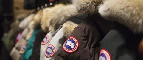 Store lidelser med Canada Goose