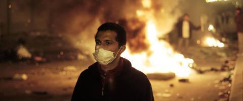 �Etter tre �r er den arabiske v�ren d�d og Midt�sten et kaos�