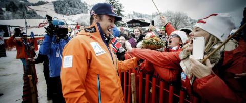 Aksel er i rute, og n� vil han bryte den norske utforbannelsen i OL