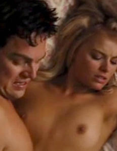DiCaprio hadde ikke like store problemer med dette som motspilleren