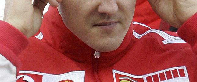 Michael Schumacher vekkes fra koma