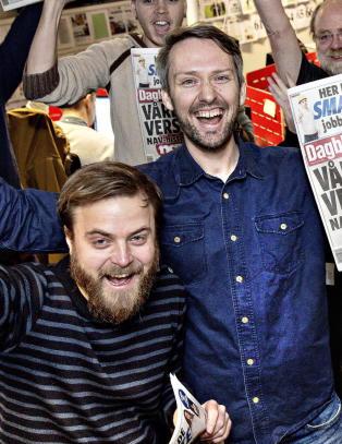 Lover � heve kvaliteten p� Dagbladet