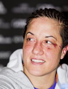 S�nn ser Lamare ut etter ti runder mot Cecilia Br�khus
