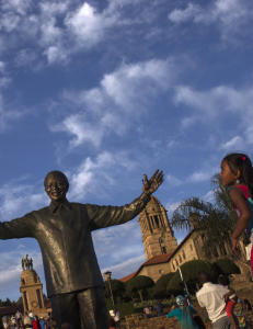 Nelson Mandela etterlot seg rundt 28 millioner kroner