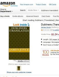 Selger falske klassikere oversatt til d�rlig Google Translate-norsk p� Amazon