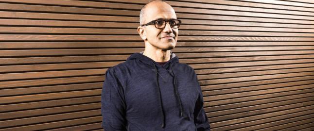 Kan han snu Microsoft?