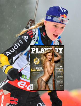 Halvt norske G�ssner skaper overskrifter - selv om hun ikke rakk OL