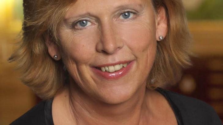 NY FRP-LEDER:  Camilla Wilhelmsen blir ny leder i Oslo Frp, etter Christian Tybring-Gjedde. Foto: Frp