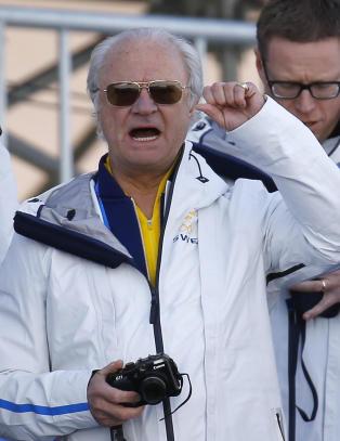 Svenskekongen slo til kronprins Haakon med startliste