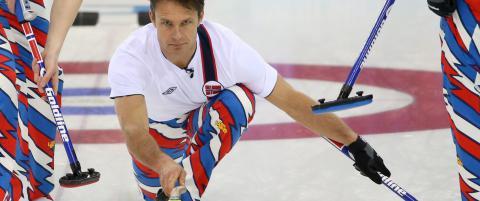 Tre strake tap for curling-gutta