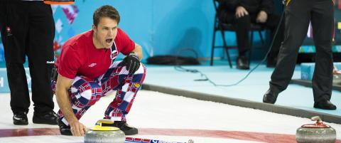 Curling-gutta tok dagens andre seier i lappeteppebukser