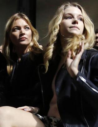 Blir dette den nye Kate Moss?