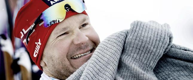 �P�lsa� spurtet ned konkurrentene i Ski Classics