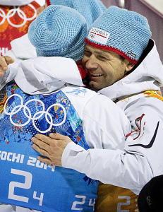 Bj�rndalen til topps i prestisjetung OL-k�ring