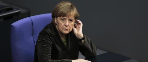 Merkel, Putin og Obama med felles Ukraina-appell