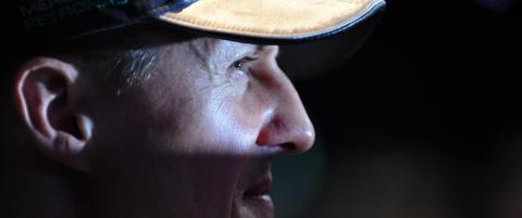 Vekkingen av Schumacher avbrutt etter komplikasjoner