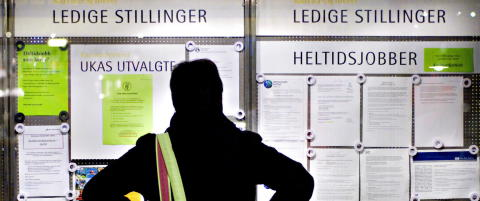 100.000 arbeidsledige i Norge