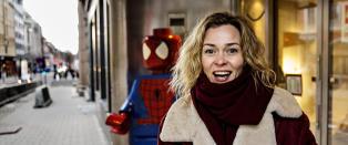 utflod etter eggløsning norske po skuespillere