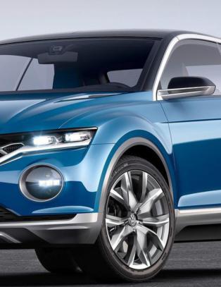 Slik blir Volkswagens nye SUV-er