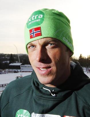 Dramatisk skade for Anders Aukland: - Beinet gikk rett av