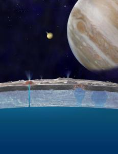 NASA planlegger ferd til Jupiter-m�ne