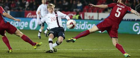 Disse 72 minuttene har norsk fotball ventet p� i mange �r