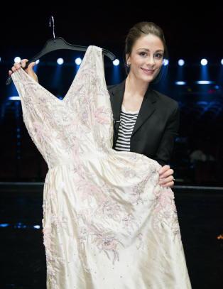 Jenny Skavlan avslører MGP-kjolen