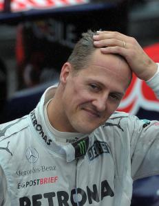 - En rekke feilvurderinger forverret situasjonen for Schumacher