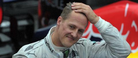 Agent: Fremgang for Michael Schumacher