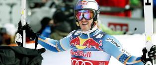 For f� �r siden s� framtida til alpinlandslaget sv�rt dyster ut. S� tok det helt av