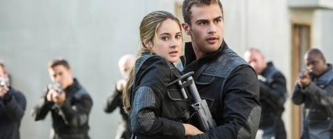 Hollywood bl�r i jakten p� neste Twilight og The Hunger Games