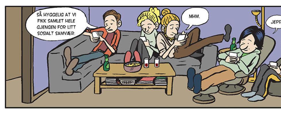kjendis sex morsomme tegneserier